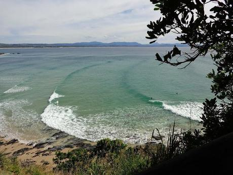LOVELY WALKING, BYRON BAY 17.05.13