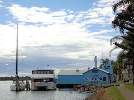 FIRST STOP, PORT MACQUARIE 16.05.13