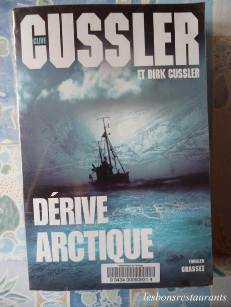 CLIVE ET DIRK CUSSLER-Dérive Arctique