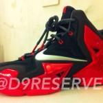 Nike LeBron XI Miami Heat