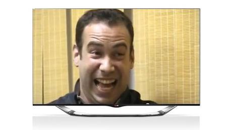 LG israel bébé Smart TV