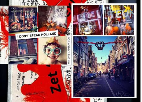 Voyage :: Do you speak Holland?