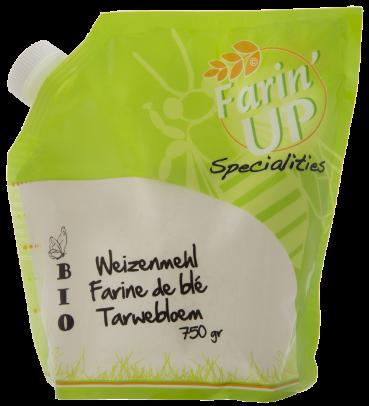 Farine de ble BIO FarinUp Farine de blé BIO