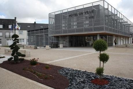 Plouigneau. La commune s'offre un nouvel « Hôtel de Ville »