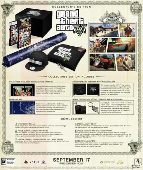 gta v collectors full GTA 5 : Les collectors  GTA 5 collector