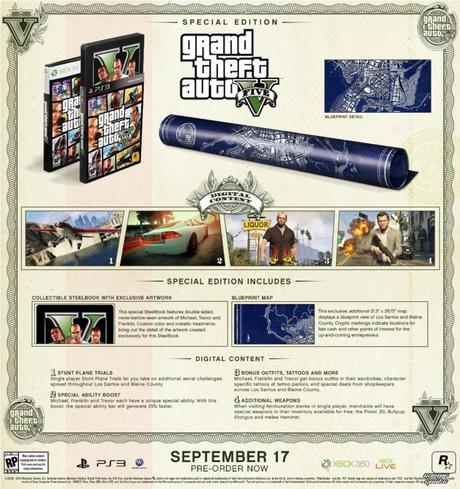 gta v special full GTA 5 : Les collectors  GTA 5 collector