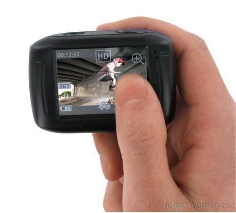 Adrenalin', une caméra HD tout terrain chez T'nB