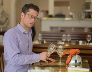 Lobster Bar Mathieu Mercier