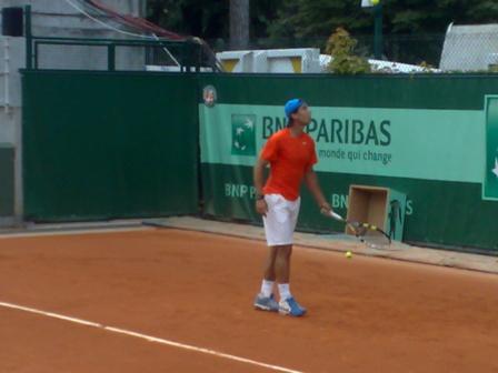 Nadal jouera en Argentine en novembre