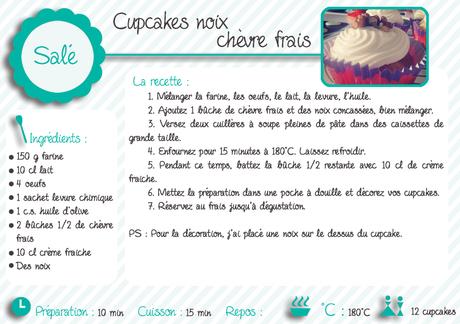 cupcakesnoixchevre