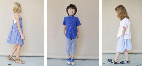 Kallio habille les enfants avec la chemise de papa !