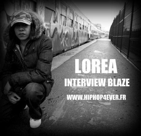LOREA – Interview Blaze [Intw]