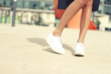 La chaussure plateforme qui prend de la hauteur