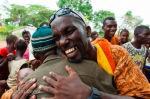 DES CUBAINS VOYAGENT EN AFRIQUE OU ILS ONT RETROUVE L'ORIGINE DE LEURS ANCETRES
