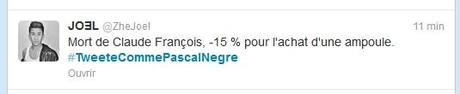 La bourde de Pascal Nègre sur Twitter pour la mort de Moustaki : Universalement impitoyable