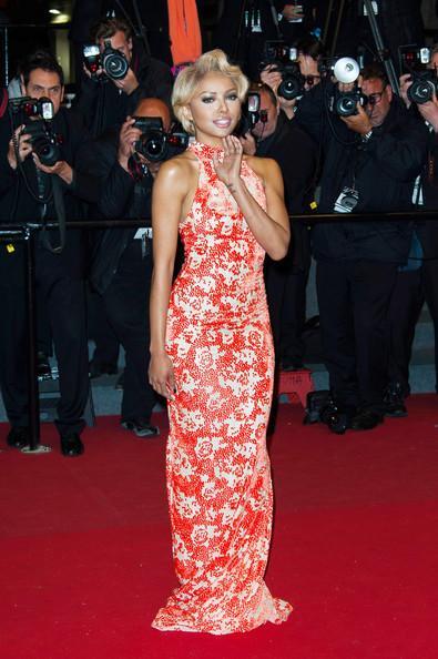 Kat Graham à Cannes [2]