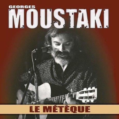 Georges Moustaki le métèque