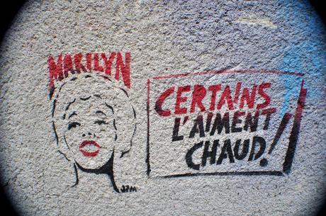 Marilyn Certains L'Aiment Chaud!