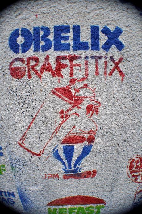 Obelix Graffitix