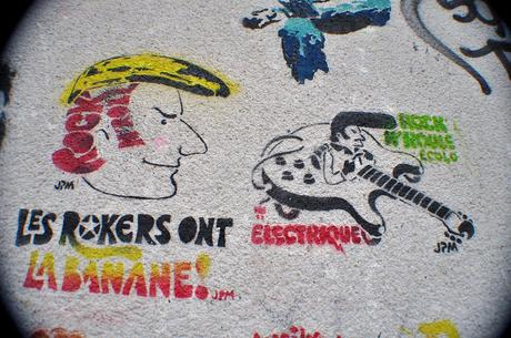 Les Rockers ont la Banane