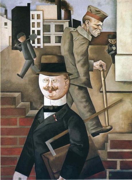 GROSZ-jour gris-1921