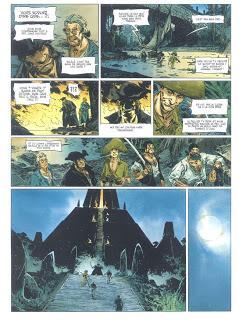 Long John Silver - Dorison et Lauffray