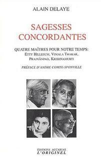 Sagesses concordantes avec Alain Delaye