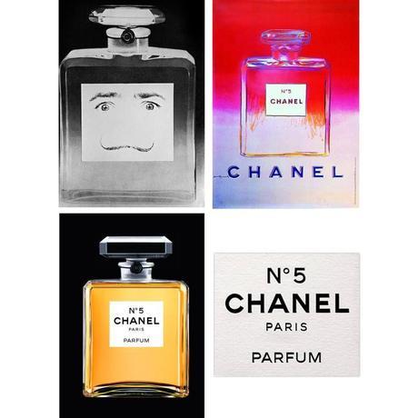 flacon parfum n°5 chanel, étiquette packaging chanel, expo n°5 chanel palais de tokyo