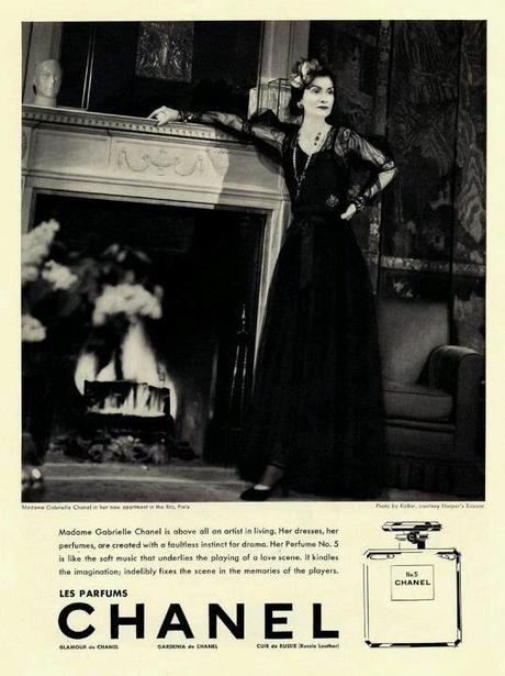 Culture N°5 Chanel, le mythique parfuM se dévOile