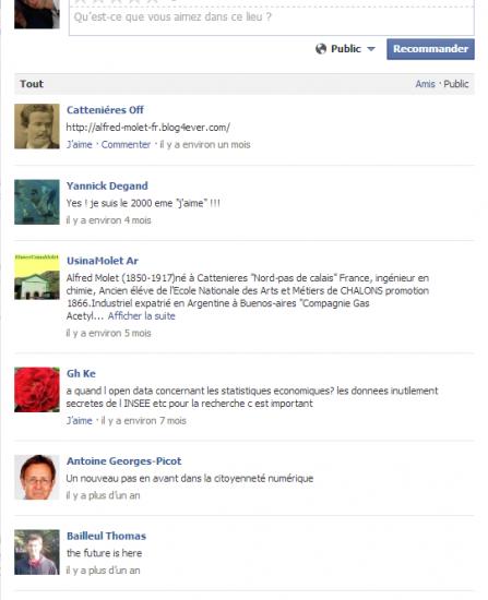 digipolis mur facebook 447x550 Digipolis, le numérique au service des élus et des citoyens
