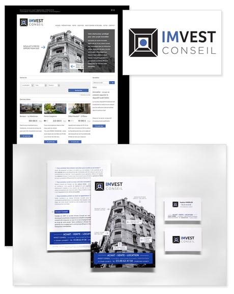 Nouvelles réalisations Digitives : Brokism et Imvest Conseil