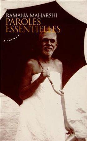 ramana-maharshi-paroles-essentielles