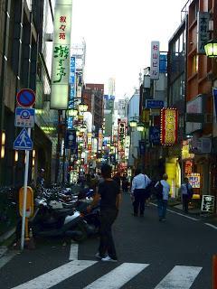 Le ciel de Neo-Tôkyô vu depuis le caniveau... Suite et fin