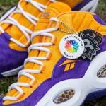 SNS X Reebok Question Mid The Crocus