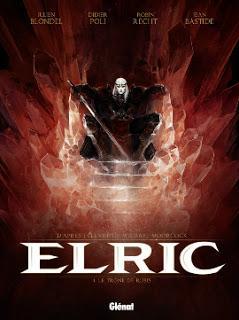 ELRIC Tome 1: Le trône de rubis