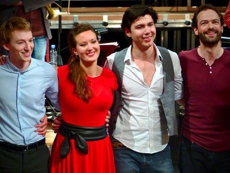 ❛Opéra❜ Ariadne auf Naxos au Théâtre de l'Athénée Louis Jouvet • Le Balcon, Maxime Pascal, Alphonse Cemin, Benjamin Lazar... d'un Bourgeois Gentilhomme l'autre !