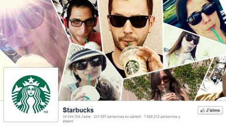 Cas pratique : la présence web 2.0 de Starbucks