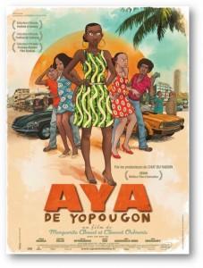 Aya de Yopougon affiche