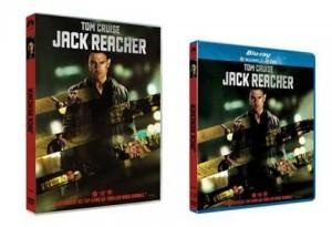 Jack Reacher en DVD