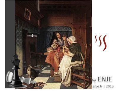 Poésies autour du jeu d'échecs avec Jacques Delillie