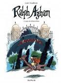 Ralph Azham, tome 5 : Le Pays des démons bleus de Trondheim