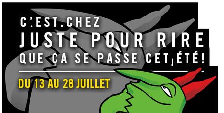 Festival Juste pour Rire 2013