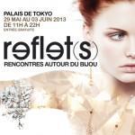 REFLETS  au Palais de Tokyo :  rencontres autour du bijou agrémentées d'ateliers du 29 mai au 3 juin