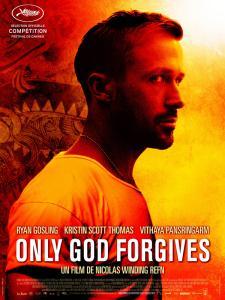 Affiche fr only god forgives