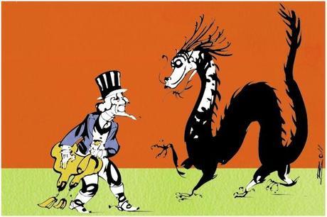 Le retrait américain, ou beaucoup de bruit pour rien