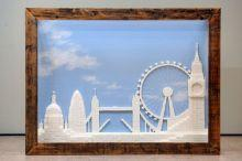 Londres en sucre par Chris Naylor
