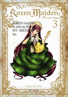 Rozen Maiden tome 3