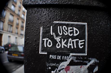 I Used To Skate