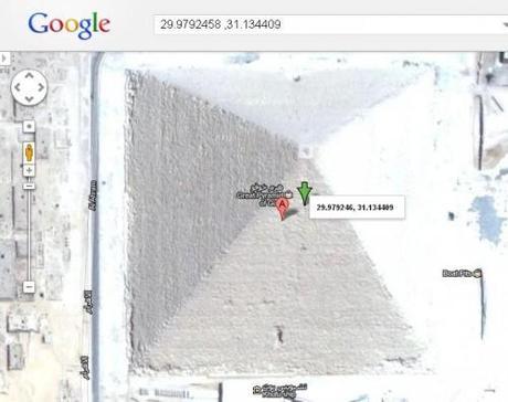 pyramide de khéops & vitesse de la lumière