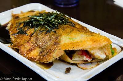 Le restaurant Issen Yoshoku